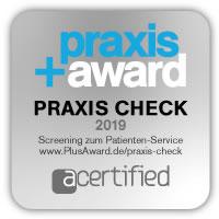 PRAXIS-CHECK 2019